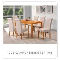COS-CAMRON DINING SET (1+6)
